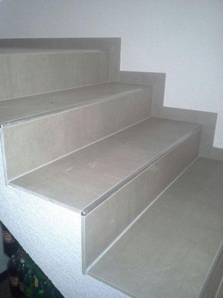 Fliesen erb treppen - Treppe fliesen mit schiene anleitung ...